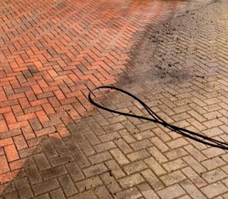 Pressure washing romford