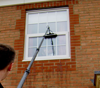 Window cleaning romford